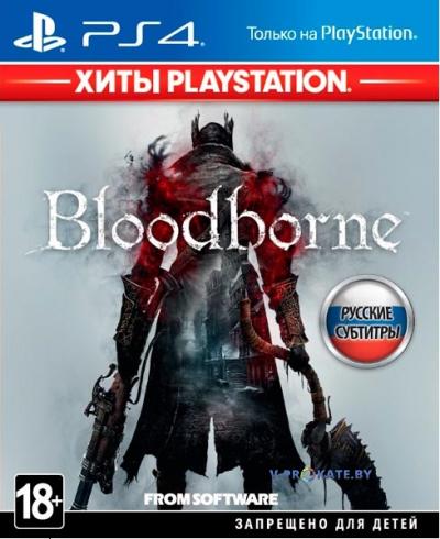 Bloodborne для Sony Playstation 4