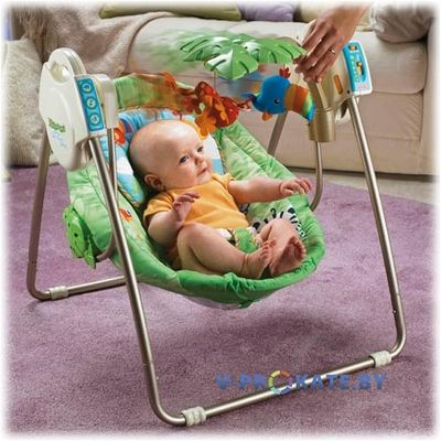 Качели Fisher price M6710