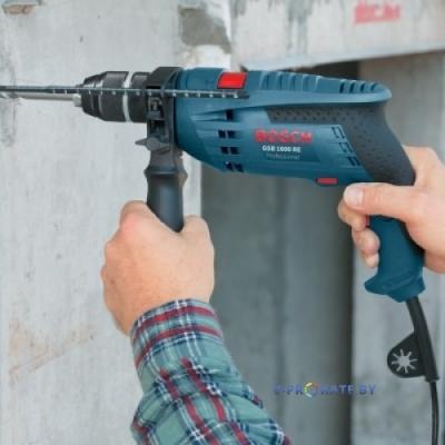 Дрель Bosch GSB 1600 RE Professional
