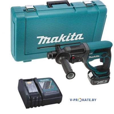 Перфоратор Makita DHR202RF на аккумуляторе