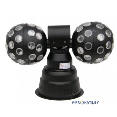 Световой прибор Flash LED DOUBLE BALL
