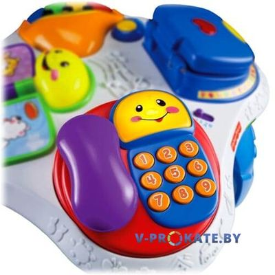 "Столик Fisher Price ""Ноутбук"""