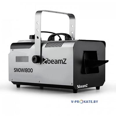 Профессиональный генератор снега Beamz 800