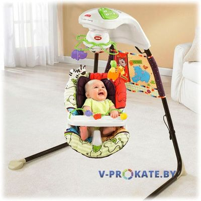 Качели Fisher price Luv U Zoo