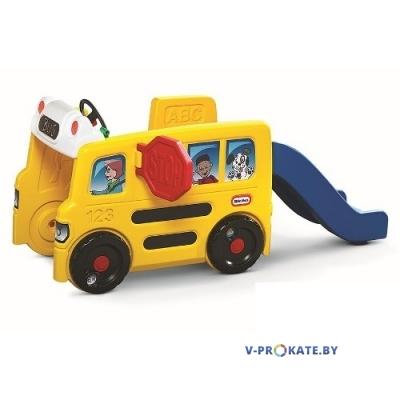 Автобус с горкой Little Tikes