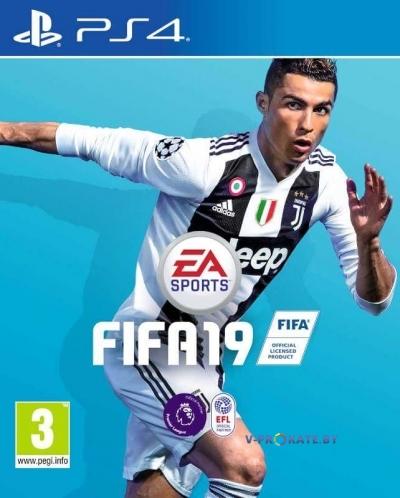 FIFA 19 для Sony Playstation 4