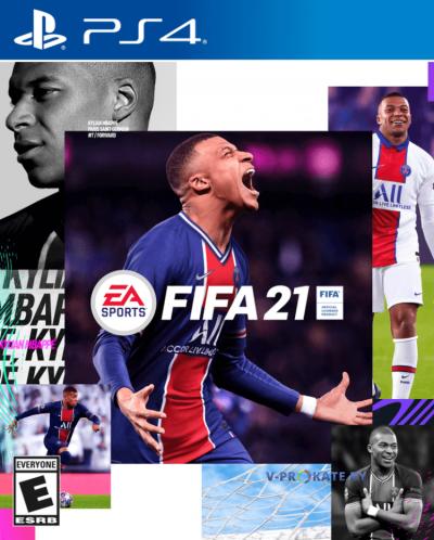 FIFA 21 для Sony Playstation 4