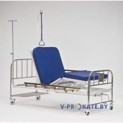 Кровать механическая 4-х секционная