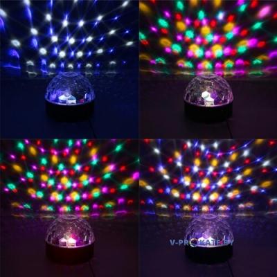 Световой прибор led magic ball light