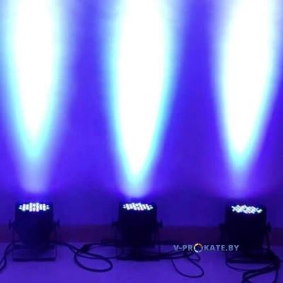Светодиодный PAR RGBW 200w