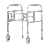Ходунки шагающие с 2-мя колесами