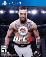 UFC 3 для Sony Playstation 4