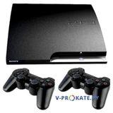 Sony PlayStation 3 + 50 игр