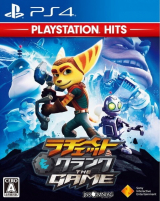 Ratchet clank ps4 для Sony Playstation 4